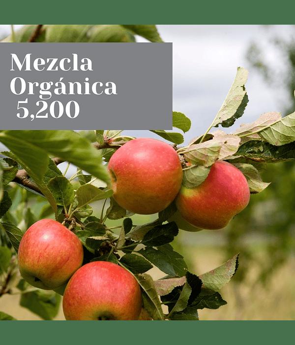 Organic Blend 5,200
