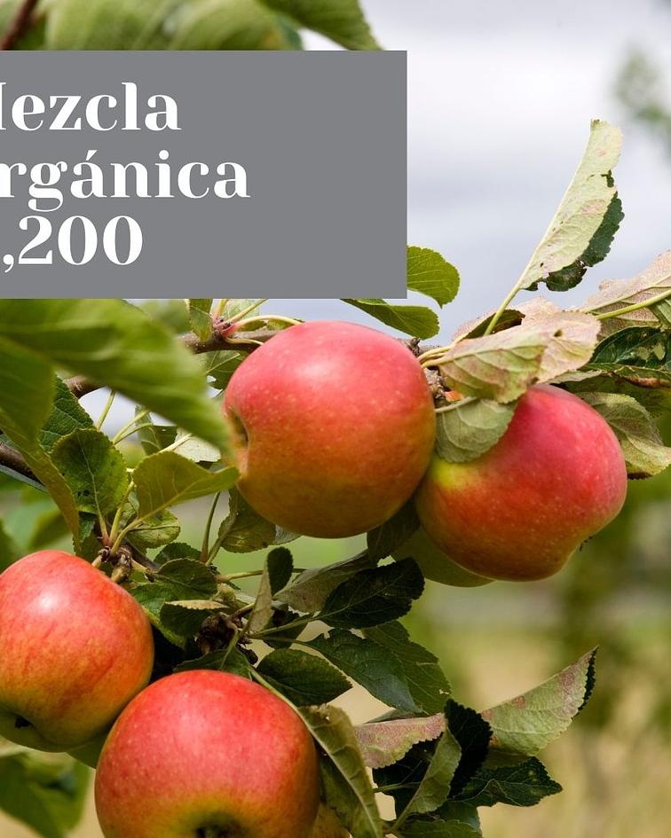 Mezcla Orgánica 5,200