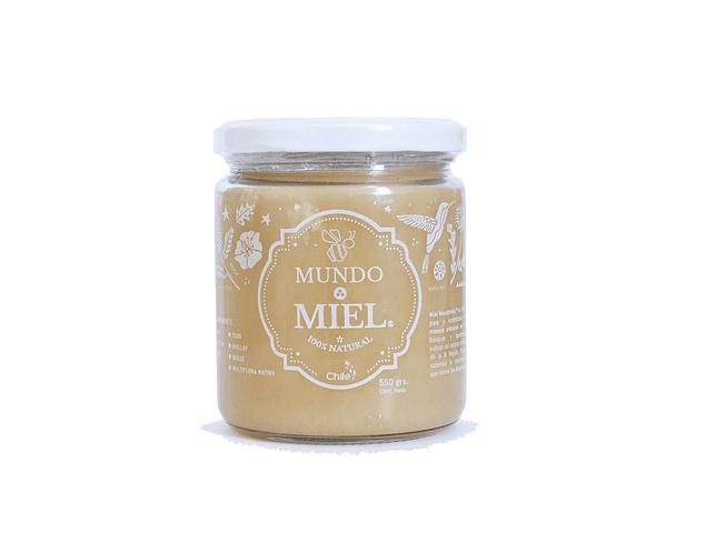 Miel Multifloral Nativa 550 gr