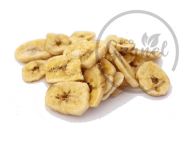 Banana Chip con azúcar