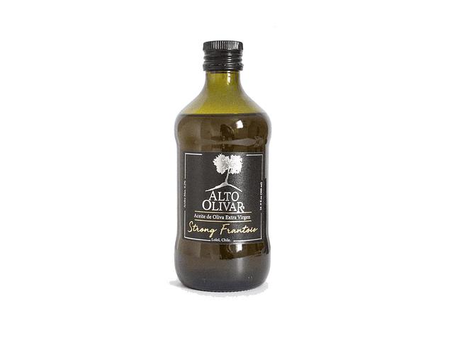 Aceite de Oliva 500 ml Alto Olivar Strong Frantoio