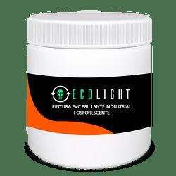 Pintura PVC Brillante Industrial Fosforescente