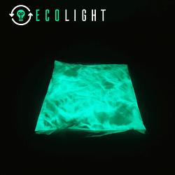 Pigmento Fotoluminiscente Celeste