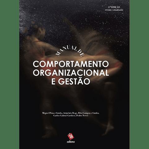 Manual de Comportamento Organizacional e Gestão (8.ª edição)
