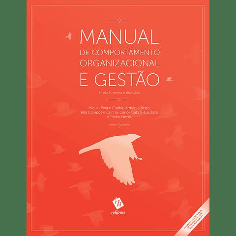 Manual de Comportamento Organizacional e Gestão (7.ª edição)