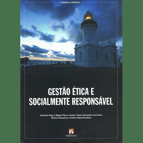 Gestão Ética e Socialmente Responsável (2.ª edição)