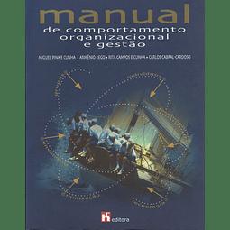 Manual de Comportamento Organizacional e Gestão (3.ª edição)
