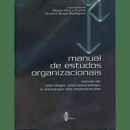 Manual de Estudos Organizacionais