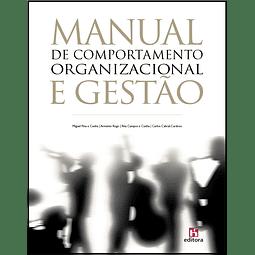Manual de Comportamento Organizacional e Gestão (6.ª edição)