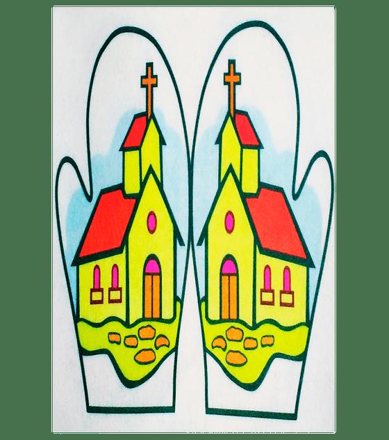 Manoplas: Iglesia