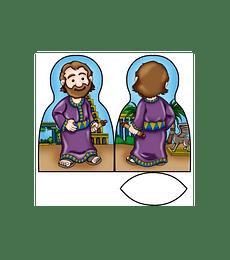 Muñeco biblico: Daniel