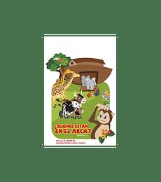 Libro plastico: ¿Quienes estan en el arca?
