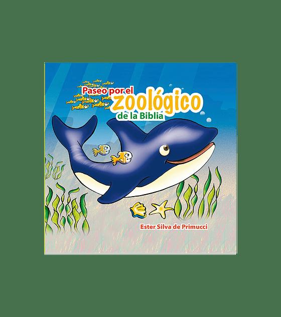 Libro tela: Paseo por el zoológico de la Biblia - 2° Edición