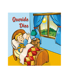 Libro tela: Querido Dios - 2° Edición
