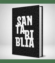 Biblia NRV 2000 - Negro - Letras