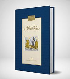 Cristo en su Santuario - Nueva edicion azul