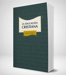 La educacion cristiana - Tapa ACES