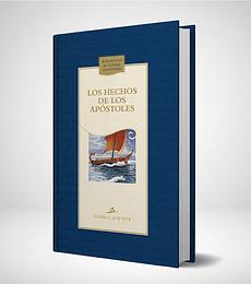 Los hechos de los apostoles - Nueva edicion azul