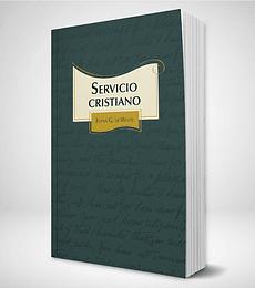 Servicio cristiano (S/guia) - Tapa ACES