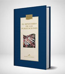 El ministerio de las publicaciones - Nueva edicion azul