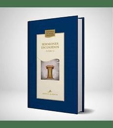 Sermones escogidos Tomo II - Nueva edicion azul