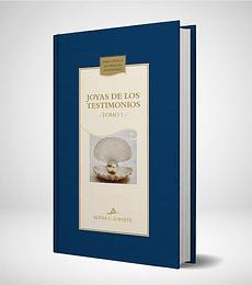 Joyas de los testimonios Tomo 1 - Nueva edicion Azul