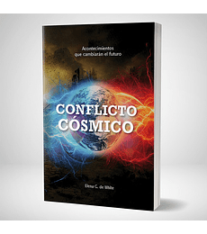 Conflicto cosmico  - Nueva tapa flexible