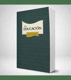 La educación TF - Verde - 4ta edición