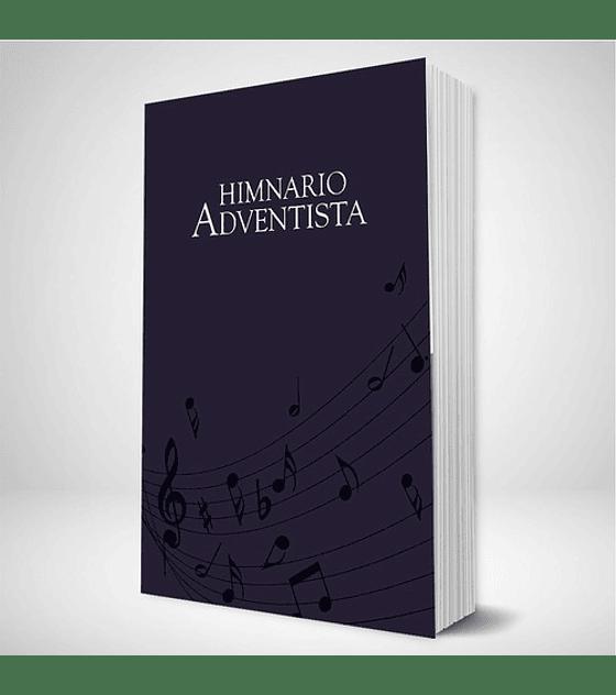Himnario Adv. (Grande) c/musica - Negro
