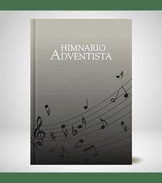 Himnario Adv. (Bolsillo) c/musica - Gris/Negro