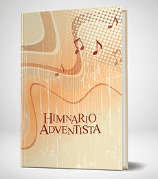Himnario Adv. (Grande) s/música - Beige