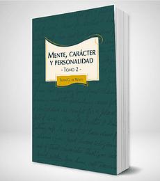 Mente, caracter y personalidad Tomo 2- Tapa ACES