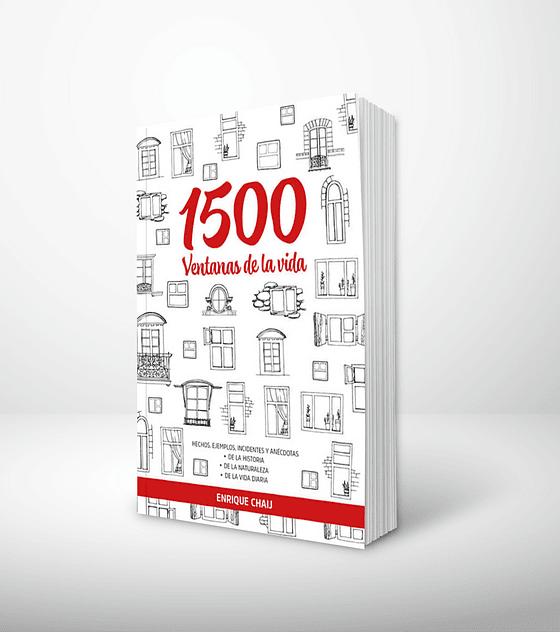 1500 Ventanas a la vida - 1ra edicion