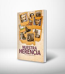 Nuestra herencia - Nueva tapa