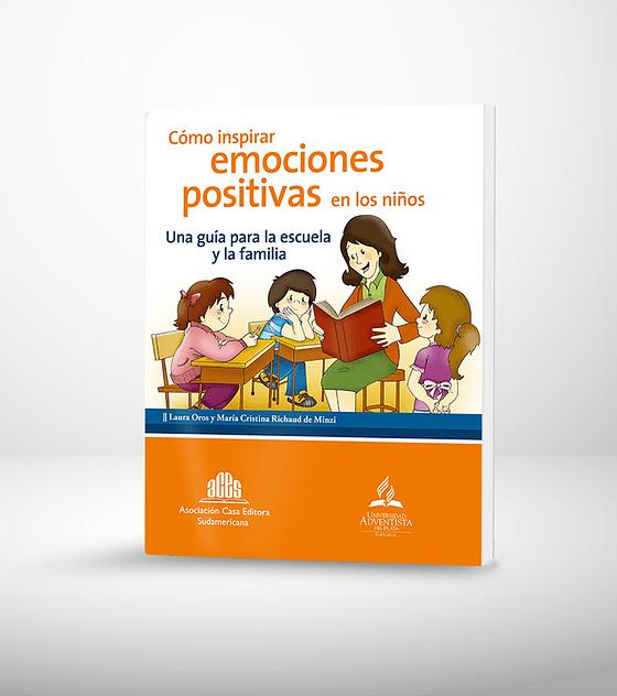 Como inspirar emociones posi. en los niños + Libro de act.