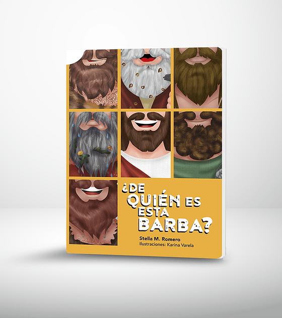 De quien es esta barba?