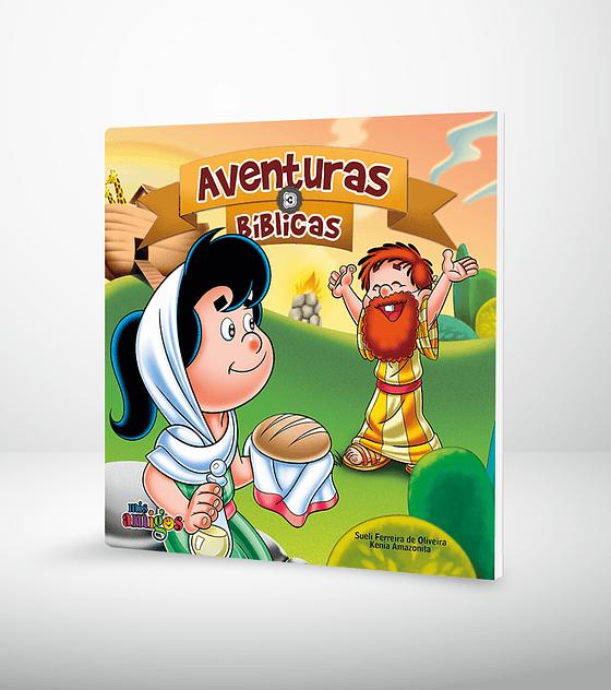 Serie  Aventuras bíblicas 3
