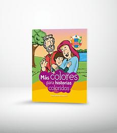 Serie colorear: Mas colores para historias coloridas - 2da edicion ACES