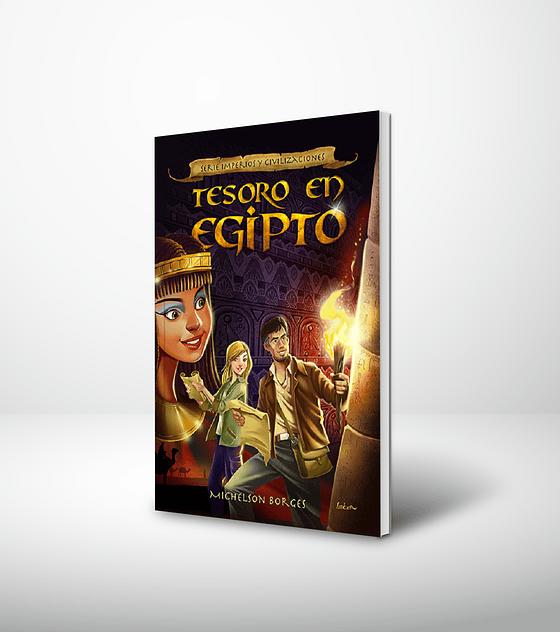 Serie Imperios y civilizaciones: Tesoro en Egipto