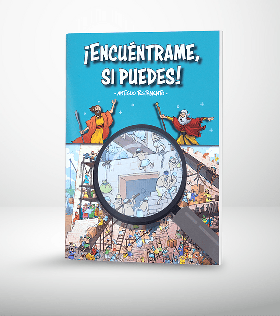 ENCUENTRAME SI PUEDES - AT