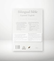 Biblia bilingüe café RV 95- New King James