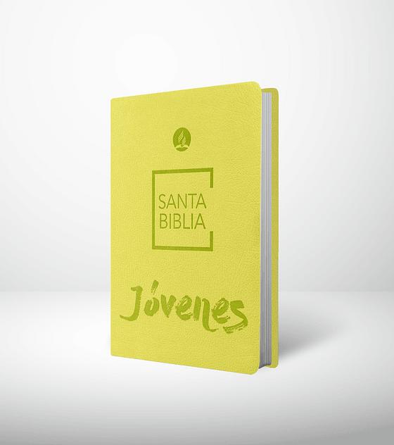 Biblia de Jovenes verde