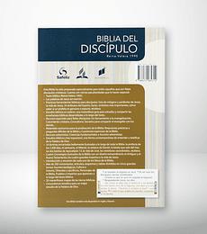 Biblia del Discipulo azul