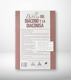 Biblia del diácono y diaconisa. Verde