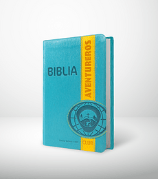 Biblia del Aventureros celeste