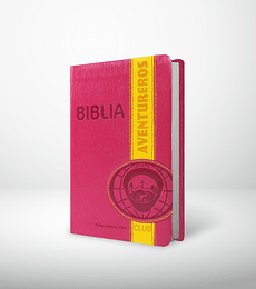 Biblia del  Aventurero rosa