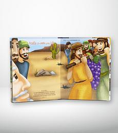 Que es la Biblia para mi? Libro con rompecabezas