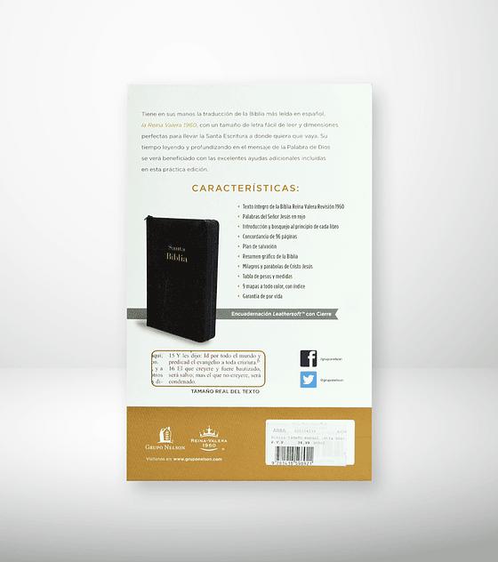 Biblia RV60 Letra Grande Portátil