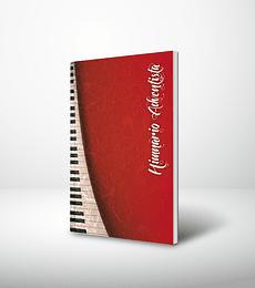 Himnario (Bolsillo) s/musica - Rojo