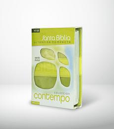Biblia NVI Coleccion Contempo - Varios colores